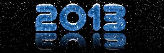 yeni yıl 2013