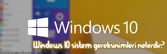 windows-10-sistem-gereksinimleri