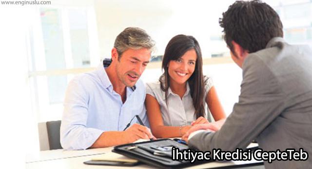 İhtiyac Kredisi CepteTeb
