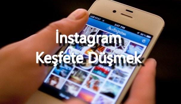 Instagram Keşfete Nasıl Düşülür?